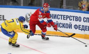 Швеция - Россия