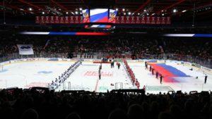 Еврохоккейтур в Ярославле